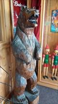 Image for Bear Statue - Granzella's, Inc. - Williams, CA
