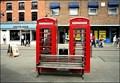 Image for Henley Street phone boxes, Stratford upon Avon, UK