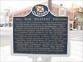 Image for Civil War Military Prisons
