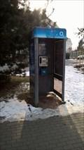Image for Payphone / Telefonni automat - Albrechtická, Krnov, Czech Republic