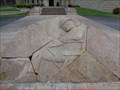 Image for Will Rogers - Relief Sculpture - Claremore, Oklahoma, USA.