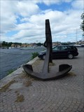 Image for Anchor with Wood Stock - Stockholm, Sweden