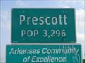 Image for Prescott, AR - Population 3,296