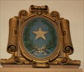 Image for Science Library Coats of Arms -- Main Building, University of Texas at Austin, Austin TX
