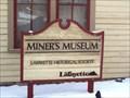 Image for Lafayette Miners Museum - Lafayette, Colorado