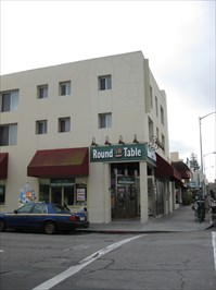 Round Table Pizza California Ave Palo Alto Ca Pizza Shops Regional Chains On Waymarking Com