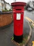 Image for Victorian Pillar Box - Park Road - Radyr - Cardiff - UK