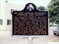 Image for Big Zion African Methodist Episcopal Zion Church