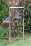 Image for Former Bartlett Grammar School Bell -- Bartlett TX