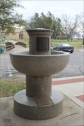 Image for Ensign Animal Fountain -- Denton TX