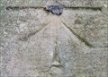 Image for Cut Bench Mark and Bolt - Church Street, Colchester, UK