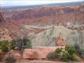 Image for Upheaval Dome Trail - Canyonlands National Park, UT