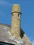 Image for St. Mary's Church - Tower Chimney - Rhossili - Wales, Great Britain.
