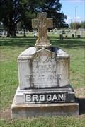 Image for Annie E. Brogan - Malakoff Cemetery - Malakoff, TX