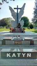 Image for Katyn Massacre Memorial - St. Adalbert Cemetery, Niles, IL, USA