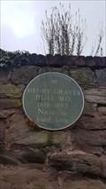 Image for Green Plaque - Henry Graves Bull MD - St John Street - Hereford, Herefordshire