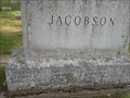Image for 103 - Fanny C. Jacobson - Ashland WI USA