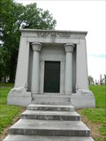 Image for Townsend Mausoleum - Mount Mora Cemetery - St. Joseph, Mo.