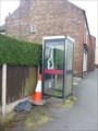 Image for Butt Lane Payphone - Butt Lane, Stoke-on-Trent, Staffordshire.