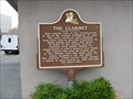 Image for The Clarinet - History sign, New Orleans, LA