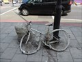 Image for Ghost Bike - Deep Lee - Gray's Inn Road, London, UK