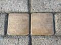 Image for Stolpersteine Kottek, Bad Homburg, Germany