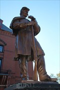 Image for Civil War Monument - Canton Town Hall - Canton, MA