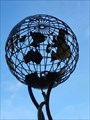 Image for Earth globe - Polch, RP, Germany