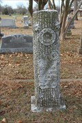 Image for Allen Bowman - Mankin Cemetery - Trinidad, TX