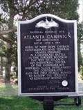 Image for Atlanta Campaign New Hope Church May 25-June 4, 1864   -   USDI - Paulding Co., GA