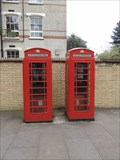 Image for Red Telephone Boxes - Ebury Street, London, UK