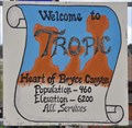 Image for Tropic, Utah ~ Population 460