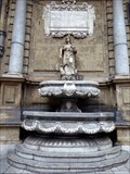 Image for Winter Fountain - Palermo, Sicily, Italy