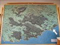 Image for Catlins Locality Map - Owaka Museum - Owaka, New Zealand