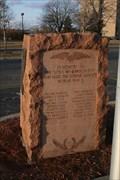 Image for Garden City MI. Veterans Memorial