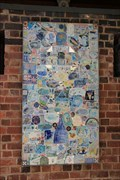 Image for Visitor Centre Mosaics - Westport Lake, Tunstall, Stoke-on-Trent, Staffordshire, UK.