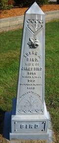 Image for Susan A. Bird - Shiloh Cemetery  -  Hiawatha, IA