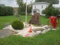 Image for Firefighter Memorial -  Heuvelton, New York