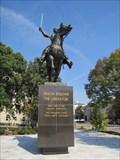 Image for Equestrian of Simón Bolívar - Washington, D.C.