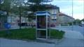 Image for Payphone / Telefonni automat - Druzstevni, Rokycany, Czech Republic