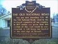 Image for The Old National Road - Marker 2-55