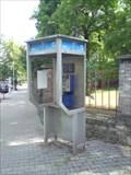 Image for Telefonni automat, Slany, Politickych veznu