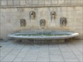 Image for Face Fountain - Luxembourg City, Luxembourg