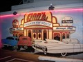 Image for (GONE)  1950s Murals - Ann's Chicken Fry - Oklahoma City, OK