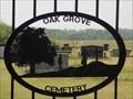 Image for Oak Grove Cemetery Gate - Coyle, OK