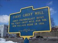 Image for First Grist Mill - Jamestown, New York
