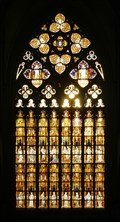Image for Westfenster des Altenberger Dom — Odenthal, Germany