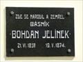 Image for Bohdan Jelínek - Choltice, Czech Republic