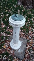 Image for Thomas J. Nolan Jr. Sundial - St. Mary's Cemetery - Corvallis, OR
