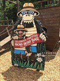 Image for Honi-Honi Bar ape photo cutout - Deep Creek Lake - Oakland, Maryland